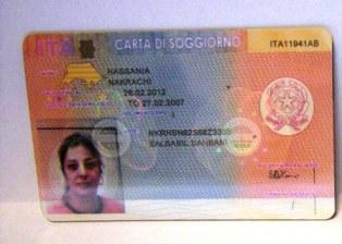 Il matrimonio misto italia marocco mariage mixte italo for Conversione permesso di soggiorno