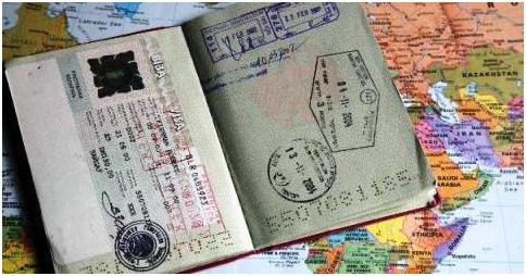 Visto per TURISMO UE Coesione con cittadino UE Familiare di ...