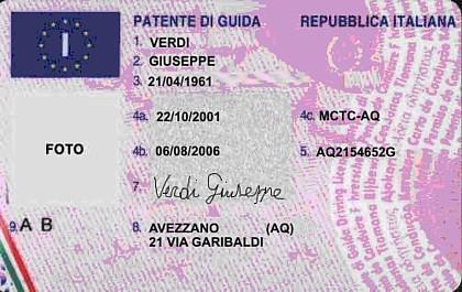 Conversione della patente marocchina for Permesso di soggiorno dopo matrimonio