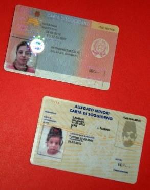 Permesso - Carta di soggiorno per Familiare di cittadino italiano UE ...