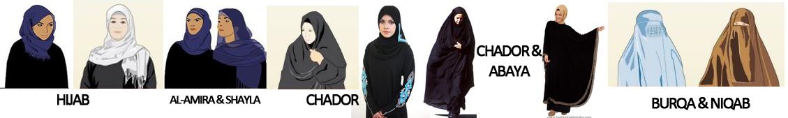 Al hijab il significato spirituale del velo islamico - Perche le donne musulmane portano il velo ...